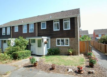 Thumbnail 3 bed end terrace house for sale in Butser Walk, Petersfield, Hampshire.