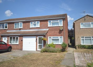 Thumbnail 3 bed end terrace house for sale in Furze Crescent, Alresford, Colchester