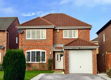 Thumbnail 4 bedroom detached house for sale in Haighton Drive, Fulwood, Preston, Lancashire