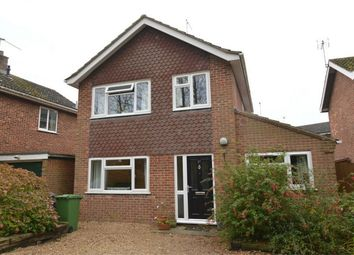 Thumbnail 4 bedroom detached house for sale in Holman Road, Aylsham, Norwich
