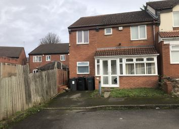 Thumbnail 4 bed semi-detached house for sale in Duddeston Drive, Saltley