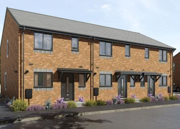 Thumbnail 3 bed terraced house for sale in Marley View, Marley Hill, Newcastle Upon Tyne