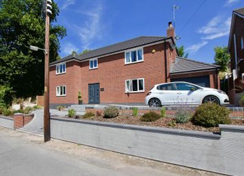 Thumbnail 4 bed detached house for sale in Llanasa Road, Gronant, Prestatyn