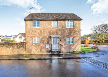 Thumbnail 3 bed detached house for sale in Nant Y Dwrgi, Llanharan, Pontyclun