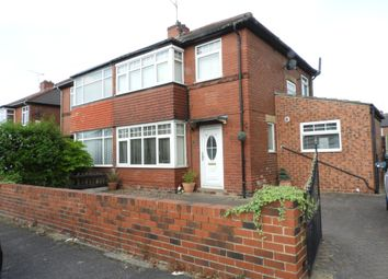 Thumbnail 3 bed semi-detached house to rent in Dundas Road, Doncaster