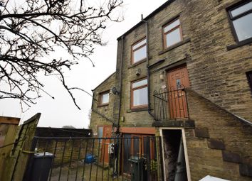 Thumbnail 2 bed end terrace house for sale in Morpeth Street, Queensbury, Bradford