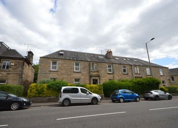 Thumbnail 1 bedroom flat for sale in Ivybank Main Street, Stirling