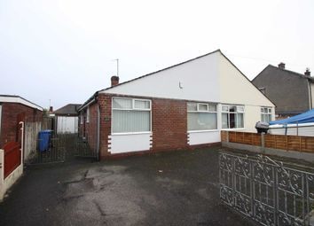 Thumbnail 2 bedroom semi-detached bungalow for sale in Warwick Avenue, Thornton-Cleveleys