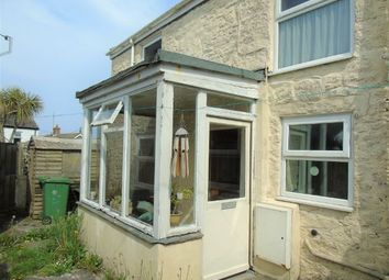 Thumbnail 1 bedroom semi-detached house for sale in Cape Cornwall Street, St Just, Penzance, Cornwall