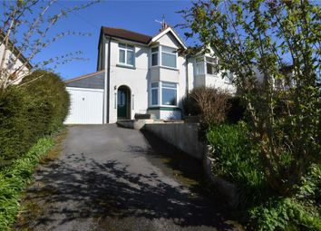 Thumbnail 3 bed semi-detached house for sale in Stoke Road, Maidencombe, Torquay, Devon