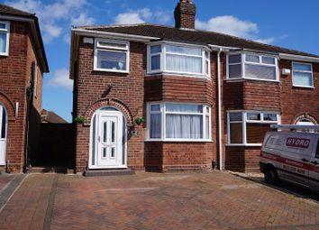 Thumbnail 3 bed semi-detached house for sale in Oscott School Lane, Old Oscott, Birmingham