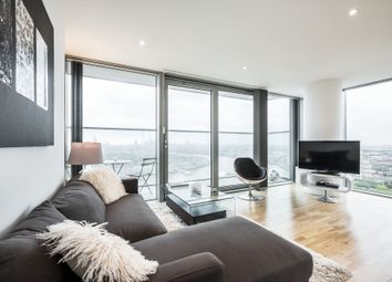 Thumbnail 2 bedroom flat to rent in Marsh Wall, London