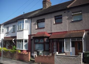 Thumbnail 4 bedroom terraced house to rent in Caledon Road, East Ham