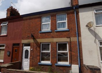 Thumbnail 3 bed terraced house for sale in Garfield Road, Great Yarmouth
