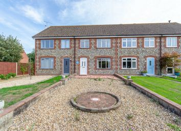 Thumbnail 3 bed terraced house for sale in The Street, Hindringham, Fakenham