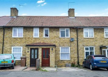 Thumbnail Terraced house for sale in Shaftesbury Road, Carshalton, Surrey