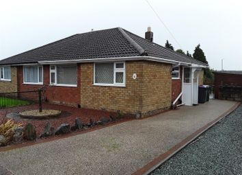 Thumbnail 2 bed bungalow for sale in Ladbrook Drive, St. Georges, Telford