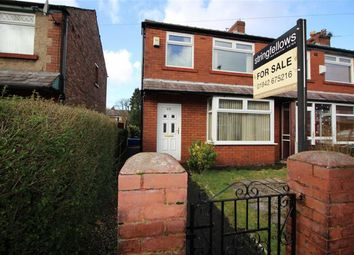 Thumbnail 3 bed semi-detached house for sale in Lowood Street, Leigh