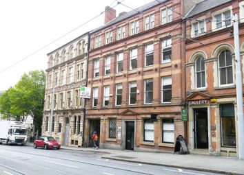 Office to let in Fletchergate, Nottingham NG1