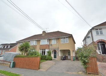 Thumbnail 5 bed semi-detached house for sale in Chalvington Road, Chandler's Ford, Eastleigh