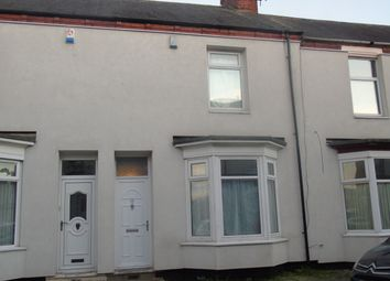 Thumbnail 2 bedroom terraced house for sale in Scarborough Street, Thornaby, Stockton-On-Tees