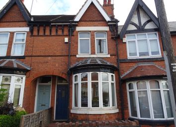 Thumbnail 3 bed terraced house to rent in Harborne Park Road, Harborne, Birmingham