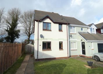 2 bed semi-detached house for sale in Honeyborough Grove, Neyland, Milford Haven SA73