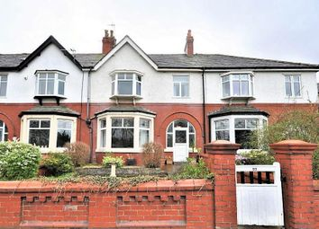Thumbnail 4 bed terraced house for sale in Arundel Road, St Annes, Lytham St Annes, Lancashire