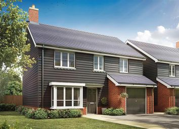 "Thumbnail 4 bed detached house for sale in ""The Downham - Plot 508"" at Edmett Way, Maidstone"
