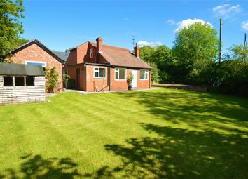 Thumbnail 3 bed detached bungalow to rent in Holehouse Lane, Whiteley Green, Macclesfield, Cheshire