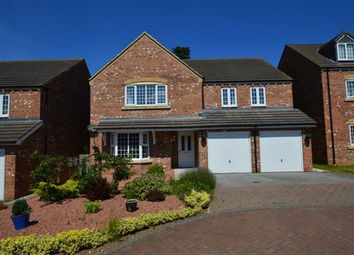 Thumbnail 5 bedroom detached house for sale in Farrants Way, Hornsea, East Yorkshire