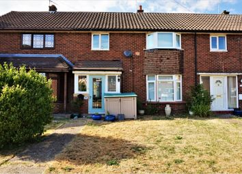 Thumbnail 3 bed terraced house for sale in Wood Farm Close, Leigh-On-Sea