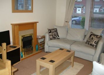Thumbnail 2 bed flat to rent in William Foden Close, Elworth, Sandbach