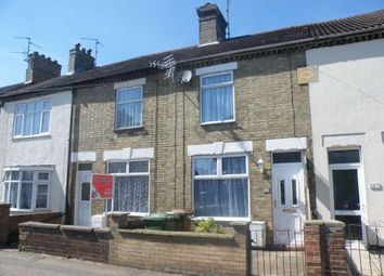 Thumbnail 2 bedroom terraced house to rent in Crown Street, New England, Peterborough