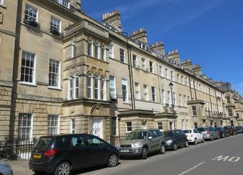 Thumbnail 4 bed maisonette to rent in Marlborough Buildings, Bath