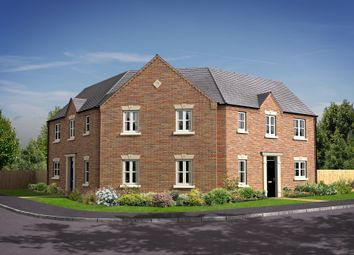 Thumbnail 3 bed semi-detached house for sale in St Georges Fields, Wootton Fields, Northampton