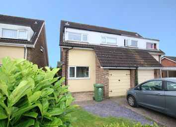 Thumbnail 3 bed semi-detached house to rent in Court Road, Lydney