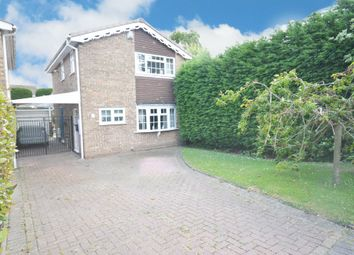Thumbnail 3 bed detached house for sale in Tackley Close, Shirley, Solihull