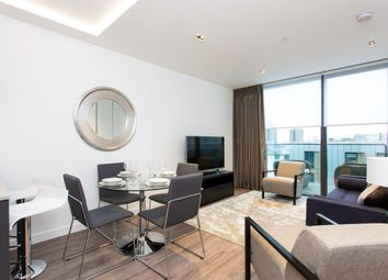 Thumbnail 3 bedroom flat to rent in Goodman's Fields, Satin House, Aldgate