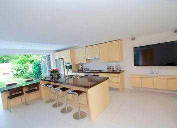 Thumbnail 4 bed terraced house to rent in Ladderstile Ride, Kingston Upon Thames