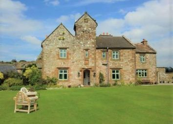 Thumbnail 5 bed detached house to rent in Abbey Farmhouse, Lanercost, Brampton