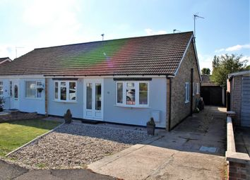 Thumbnail 3 bed semi-detached bungalow for sale in Thornberry Avenue, Weeley, Clacton-On-Sea