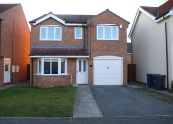 Thumbnail 4 bed detached house to rent in Kingfisher Drive, Wombwell, Barnsley