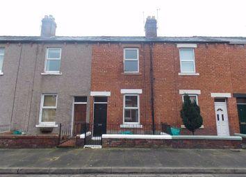 Thumbnail 2 bed terraced house to rent in Harrison Street, Carlisle, Carlisle