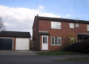 Thumbnail 2 bed semi-detached house to rent in Walton Way, Newbury