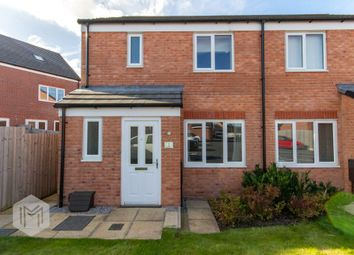 Thumbnail 3 bed semi-detached house for sale in Bakers Lane, Lostock, Bolton, Greater Manchester