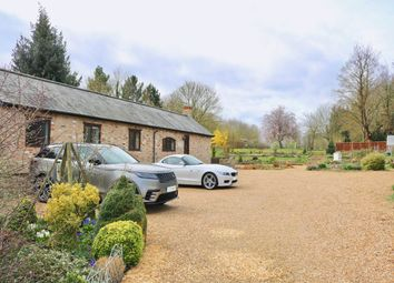 Thumbnail 2 bedroom semi-detached bungalow to rent in Meadow Farm Cottage, Broad End, Elsworth