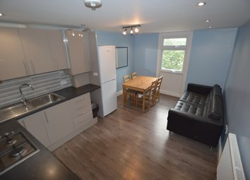 Thumbnail 4 bedroom flat to rent in Hermitage Road, London