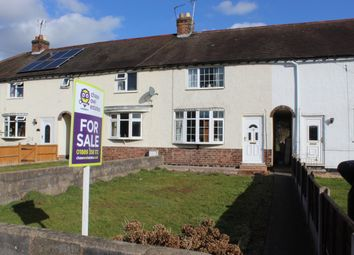 Thumbnail 2 bedroom terraced house for sale in Queen Street, Rugeley