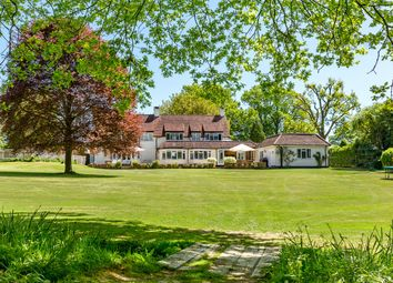 Thumbnail 5 bed detached house for sale in Plaistow Road, Dunsfold, Godalming, Surrey